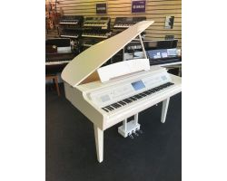 Beautiful Used Yamaha CVP709GP Grand Piano