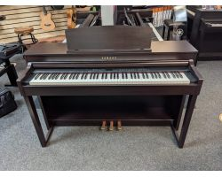 A rare opportunity to own a quality used Yamaha Clavinova!