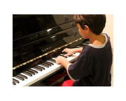 4 x Children Piano/Keyboard Lessons