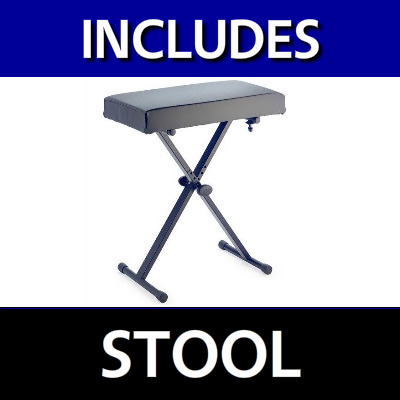 Includes Stool