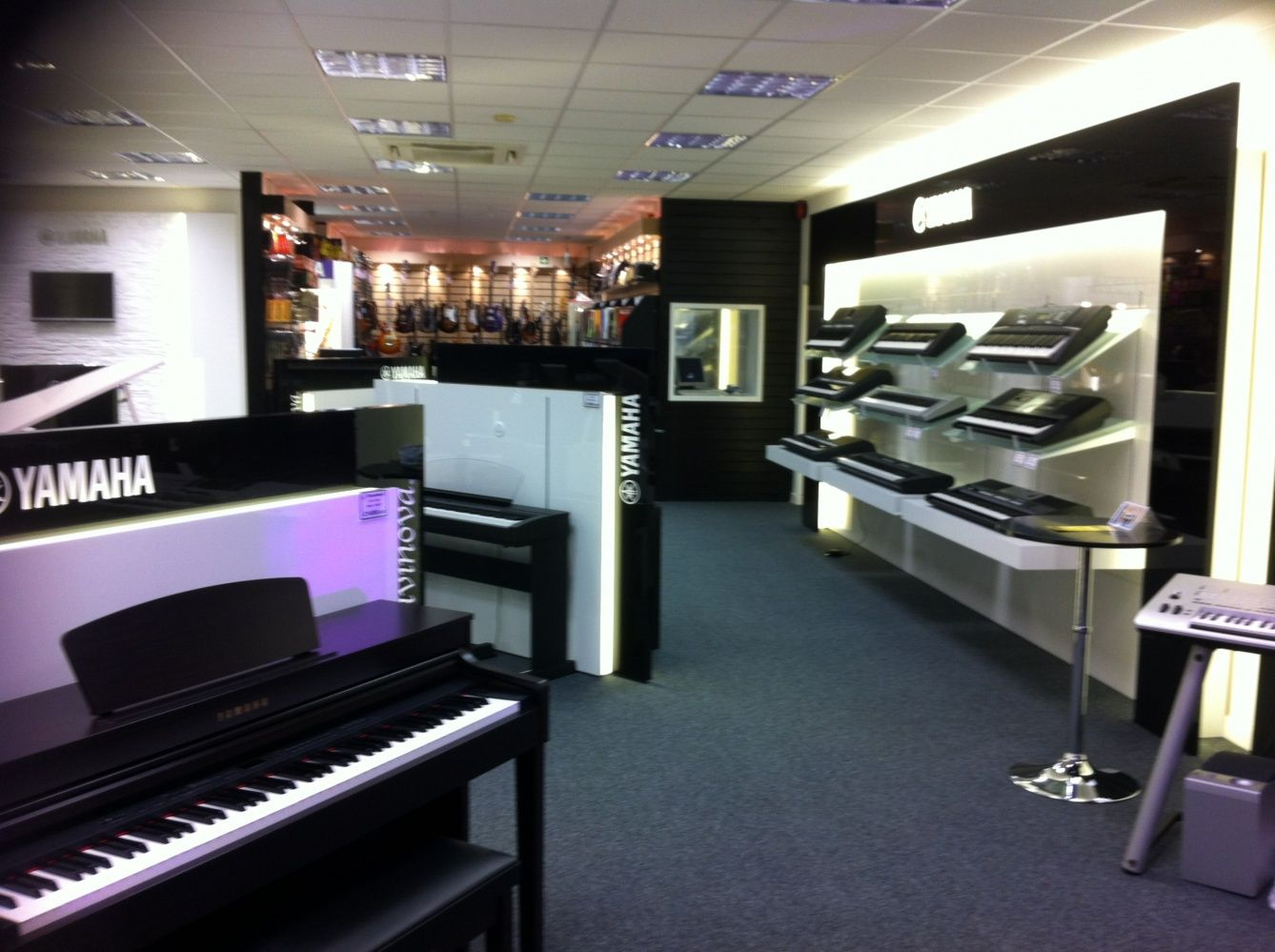 Musicland Music Shop|Piano Shop | London | Essex | Romford