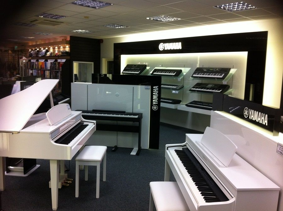 Musicland Music Shop Piano Shop London Essex Romford
