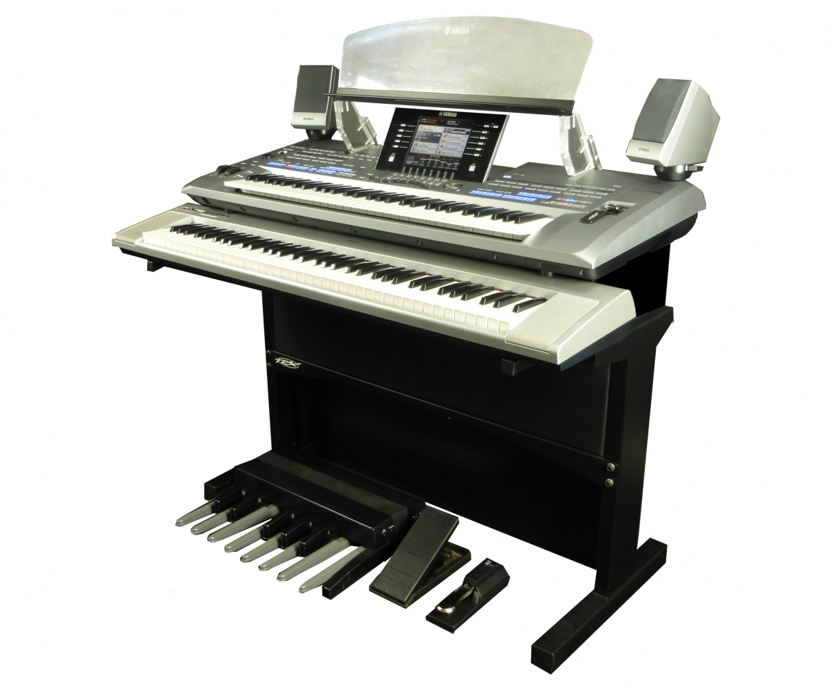 Twin classic super elite trx full system with new yamaha for Yamaha tyros 5
